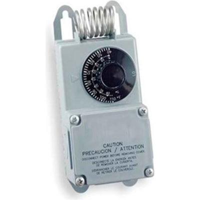 PECO Industrial Coiled Temperature Controller TF115-023 Temp. Range -30°-100°F w/ Nema 4X