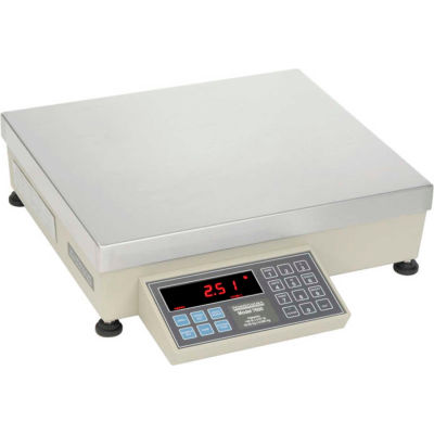"Pennsylvania Heavy Duty Digital Counting Scale with AC Power 200lb x 0.02lb 14"" x 12"" Platform"