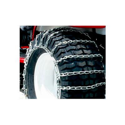 MAXTRAC chaînes de tracteur souffleuse à neige/jardin, 2 chaîne Croix Link-4/0 (paire)-1065356, qté par paquet : 2