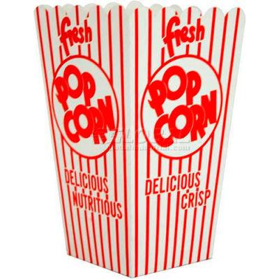 Paragon 1045 Popcorn gros Scoop boîtes 1,75 oz 100/carton