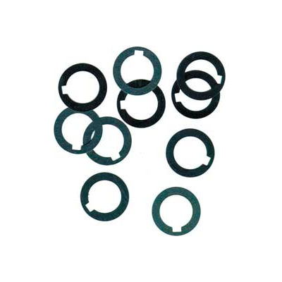 3//8 ID x 5//8 OD x 0.007H Pkg of 10 84107 Precision Brand SS Arbor Shim Pack of 5 Made In USA, 84107