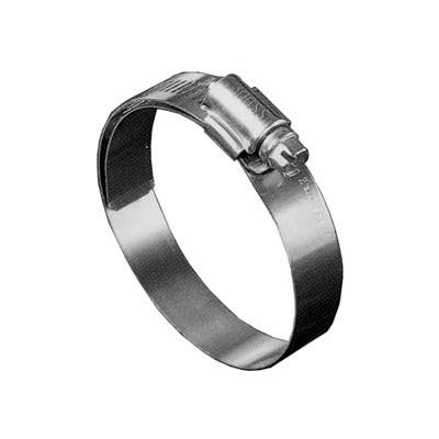 Precision Brand B104HSP All 300 Series Stainless Worm Gear Hose Clamp Pack of 10 5-7