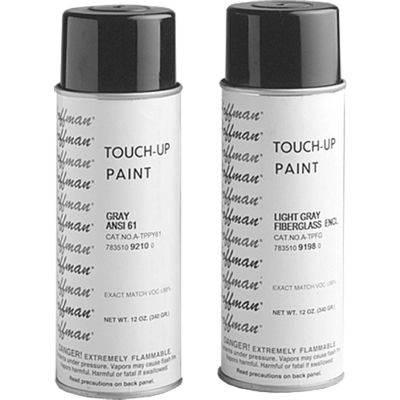 Hoffman ATPSAB, Touch Up Paint, Safety Blue, 12 Oz. Spray Can