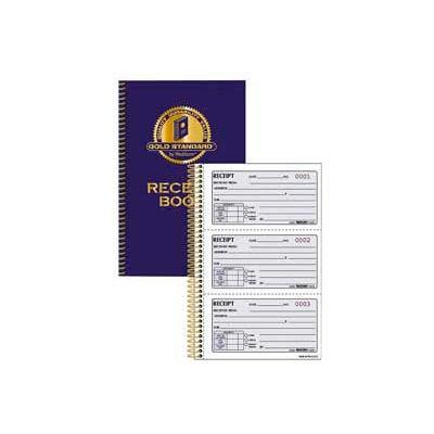 "Rediform® Money Receipt Book, 2-Part, Carbonless, 5-1/2"" x 8-1/2"", 225 Sets/Book"