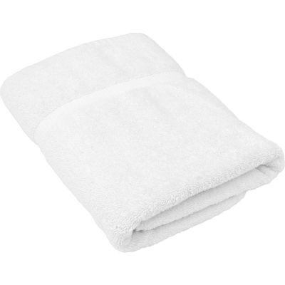 "R&R Textile - Spa & Comfort Bath Towel - 54"" x 27"" - White - 12 Pack"