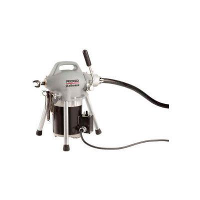 RIDGID® K-50 Sectional Machine, 115V, 1/6HP, 400RPM