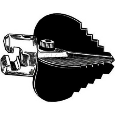 """RIDGID® 4-Blade Cutter, 1"""" For Model K-39/K-39AF, K-380, K-3800 Drum Machines"""