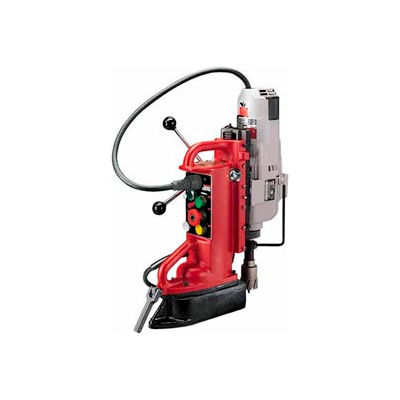 Milwaukee 4209-1 Adjustable Position Electromagnetic Drill Press W/ No. 3 MT Motor