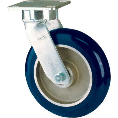 """RWM Casters 65 Series 6"""" Torus Wheel™ Swivel Caster - 65-UAB-0621-S"""