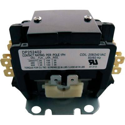 DP252402 Contactor 25 Amps 240V 2 Pole