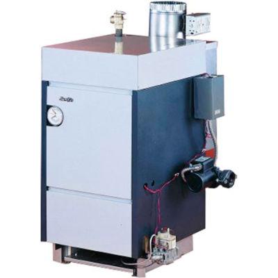 Chaudière à gaz naturelSlant-Fin S-120-EDP,120000 BTU