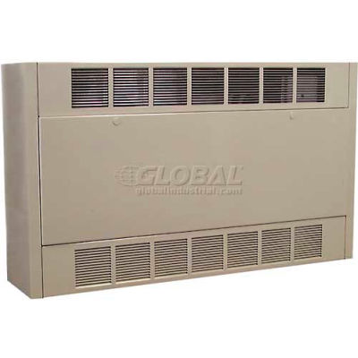 Fan Forced Cabinet Unit Heater CUHS93505203FF 208V, 5000/3300 Watts, 2 Heat Settings