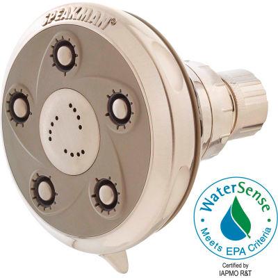 Pomme de douche Speakman S-2007-BN-E2 Anystream® Multi fonction
