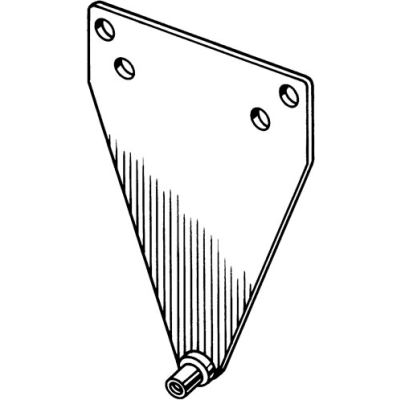 Parallel Arm Bracket For 900 Series - Aluminum - Pkg Qty 30