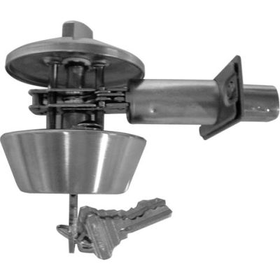 Residential Single Cylinder Deadbolts - Polished Brass Keyed To Bitting X - Pkg Qty 5