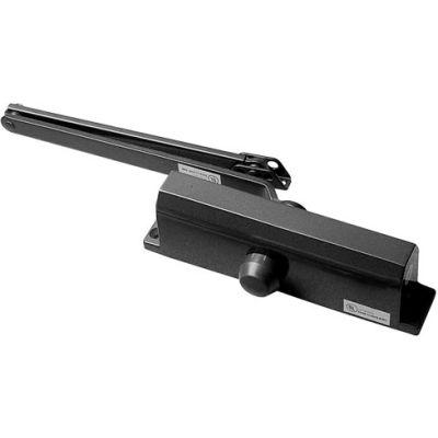 950 Series Medium/Heavy Duty Closer - Aluminum W/ Back Check - Pkg Qty 2