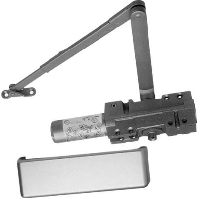 Stop Arm For Power Adjustable Closer - W/ Hold Open Aluminum - Pkg Qty 2