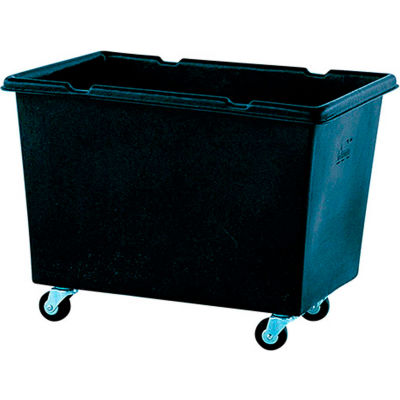 """Recycled Material Handling Cart - Smooth Walls, Plywood Base - 31""""W x 43""""D x 33""""H"""