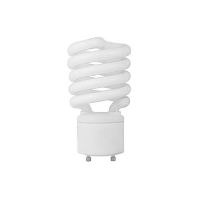 TCP 33127SP 27 Watt GU24 Spring Lamp- CFL - Pkg Qty 48