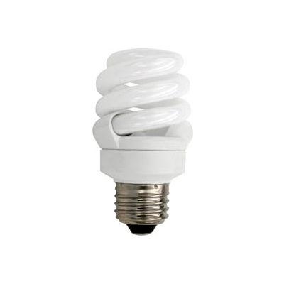 Tcp 48909 9 Watt Full Spring Pro- Cfl Bulb - Pkg Qty 12