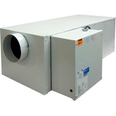 "TPI Hotpod 6"" Diameter Inlet Fresh Air Make Up Unit MFHE-0300-6HAAF2D 3000W 240V"