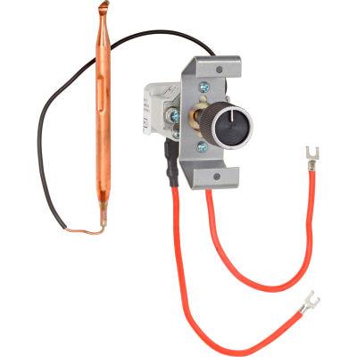 TPI Unit Mount Single Pole Thermostat For Unit Heaters T5100