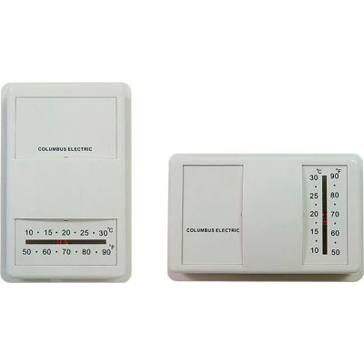TPI Low Voltage Thermostat Heat Only UT9001