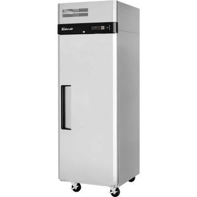Turbo Air M3R24-1-N Solid Door Refrigerator 24 Cu. Ft. Steel