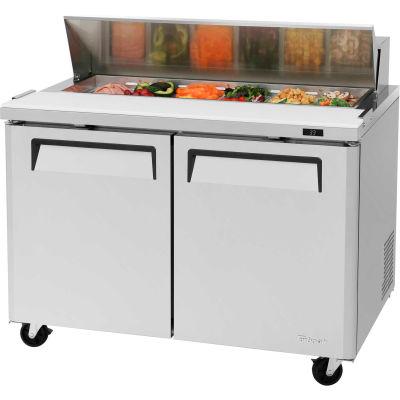 "Sandwich / Salad Table 48-1/4""W - 2 Doors"