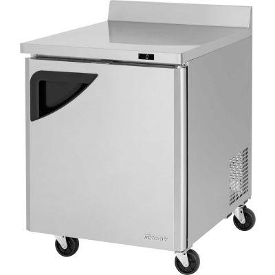"""Turbo Air TWF-28SD Super Deluxe Series - Worktop Freezer 27-1/2""""W - 1 Door"""