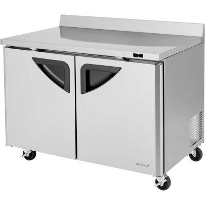 """Super Deluxe Series - Worktop Freezer 48-2/9""""W - 2 Door"""