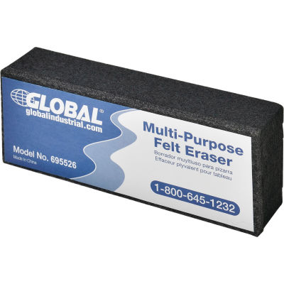 Global Industrial Dry Erase Eraser