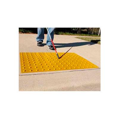 UltraTech 0751 Ultra-ADA Pad®, Retrofit, 2' x 4', Yellow