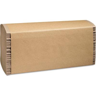 Marcal PRO® Folded Paper Towels, 9-1/4x9-1/2, Multi-Fold, Natural, 250/Pk, 16/CS - P200N