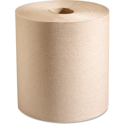 Marcal PRO® Recycled Hardwound Roll Paper Towels, 7-7/8 x 800 ft, Natural, 6 Rolls/CS P728N
