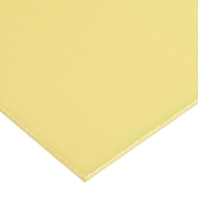 "G-10/FR4 Garolite Sheet - 3/16"" Thick x 6"" Wide x 6"" Long"