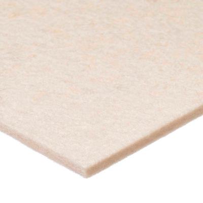 "Grade F1 Felt Strip No Adhesive - 1/2"" Thick x 1/2"" Wide x 10 Ft. Long"