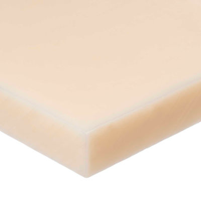 "Nylon Plastic Bar - 3/4"" Thick x 6"" Wide x 48"" Long"