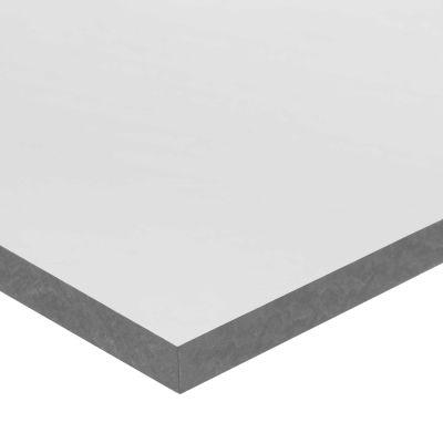"PVC Plastic Sheet - 1"" Thick x 8"" Wide x 48"" Long"