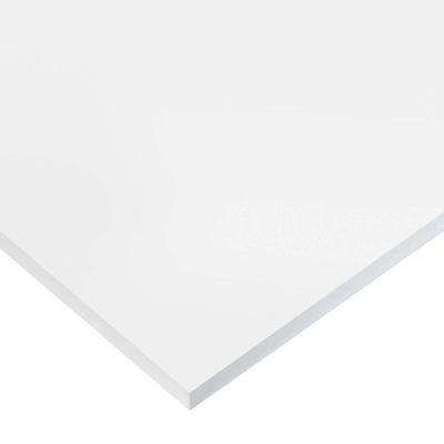 "Semi-Clear FDA Silicone Rubber Sheet W/High Temp Adhesive, 60A , 3/16"" Thick x 36""W x 36""L"