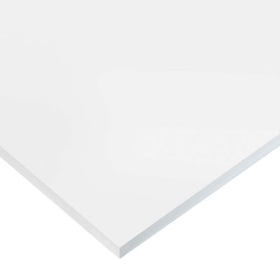 """Semi-Clear FDA Silicone Rubber Sheet No Adhesive - 60A - 1/4"""" Thick x 36"""" Wide x 24"""" Long"""