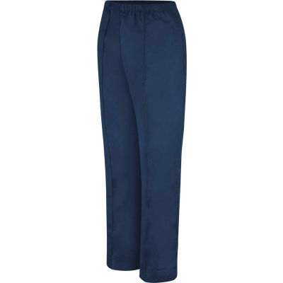 Red Kap® Women's Poplin Pant Navy 14 - PP73