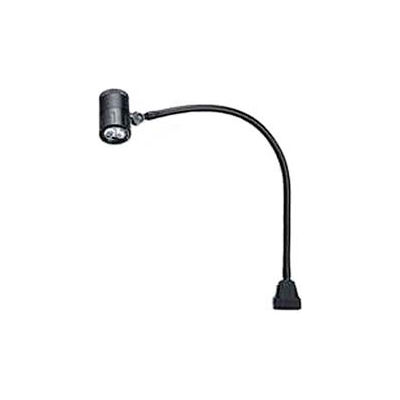 Waldmann 113184000-00680272 SPOT LED Gooseneck Task Light 10 Degree Spot  24V w/out Transformer