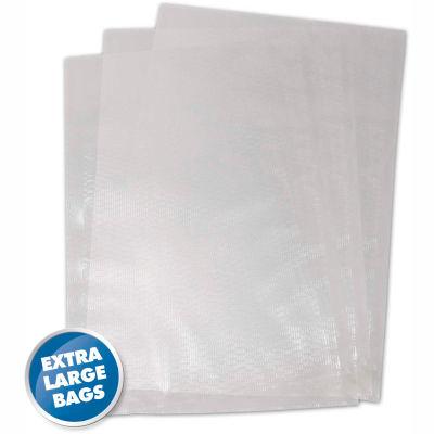 """Vac Sealer Bags, 15"""" x 18"""" (XL), 100 count"""