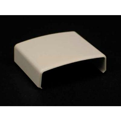 """Wiremold 2306-Wh Cover Clip, White, 2""""L"""