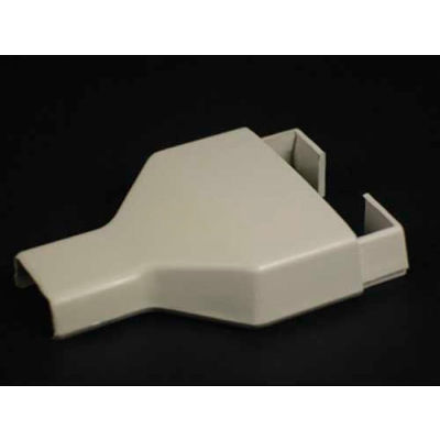 """Wiremold 2389a-Wh Reducing Connector 2300 To 400, White, 2-1/2""""L"""