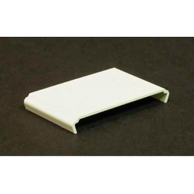 """Wiremold 2400WC Wire Clip, Plated, 1""""L"""