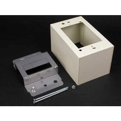 "Wiremold 2444d-Fw Device Box, Fog White, 4-5/8""L"