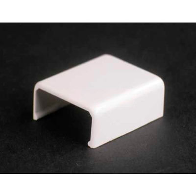 "Wiremold 2706 Cover Clip, Ivory, 1""L"