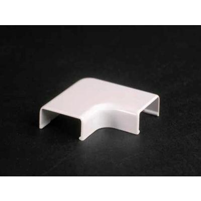 "Wiremold 2711-Fw 90° Flat Elbow, Fog White, 1-1/2""L"